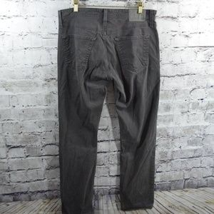 AG Adriano Goldschmied The Graduate Gray Jeans